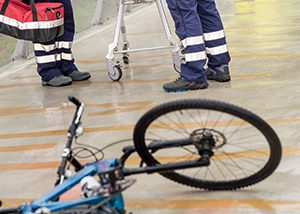 What Should I Do if I'm in a Bicycle Accident and the Driver Leaves?