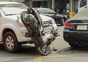 How Car Accidents and Motorcycle Accidents Compare